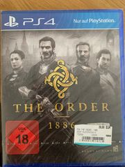 PS4 Spiel THE ORDER