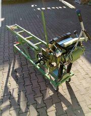 Makita5500SZapfenschneiderZimmerei mit Tischverlängerung und Zubehör