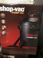 Nass -Trockensauger Pump Vac 30
