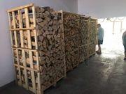Buchenholz Eichenholz gehackt Buche Eiche