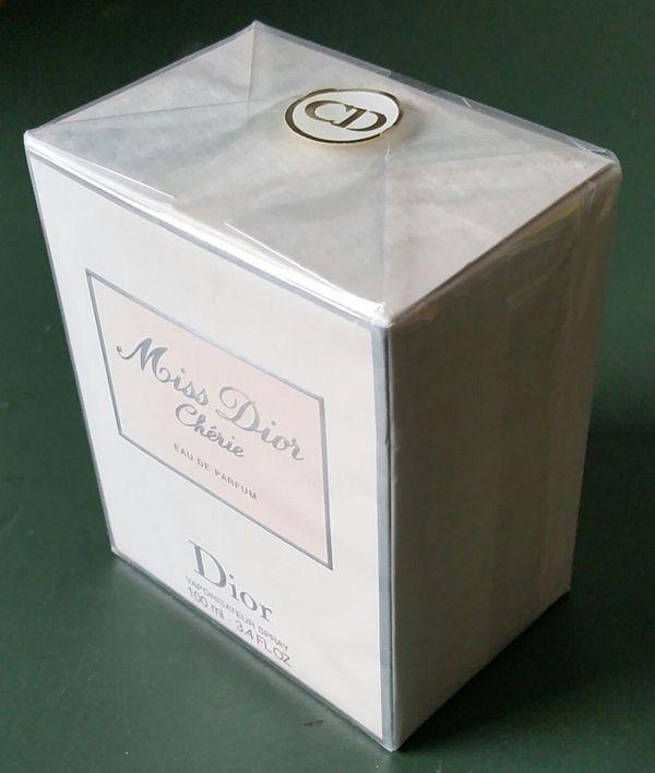 Miss Dior Cherie neu und
