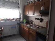 Komplette Küchenzeile mit Umluftherd Dunstabzugshaube