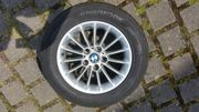 Original BMW 16 Zoll Alufelgen -