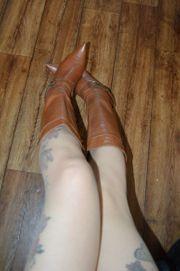 Meine Stiefel Gr 40 Roberto