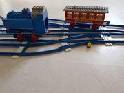 Lego System Eisenbahn 1970