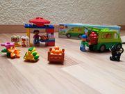 Lego Duplo 5683 Marktstand