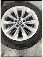 BMW F25 X3 Neue Winterreifen