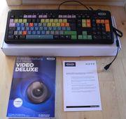 Videoschnitt Tastatur MAGIX USB-Keyboard K-0045