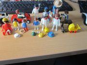 Playmobil Figuren Konglomerat