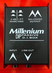 DI-Box Millenium DI-P passiv