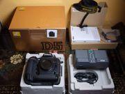 Nikon D5 XQD Version wie