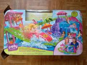 Polly Pocket Vergnügungspark Roller Coaster