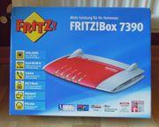 AVM Fritz Box 7390