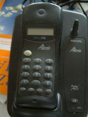 altes Phillips Aloha Funk - Telefon