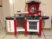 Kinderküche Smoby Tefal