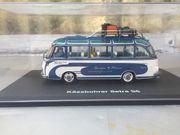 Schuco Setra S6 Bus 1