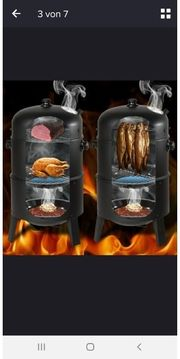 Grill 3in1 Bbq Smoker