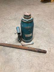 Stempelheber Hydraulikzylinder