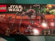 Lego Starwars Spider Droid