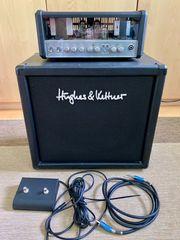Gitarrenverstärker Hughes Kettner Tubemeister 18