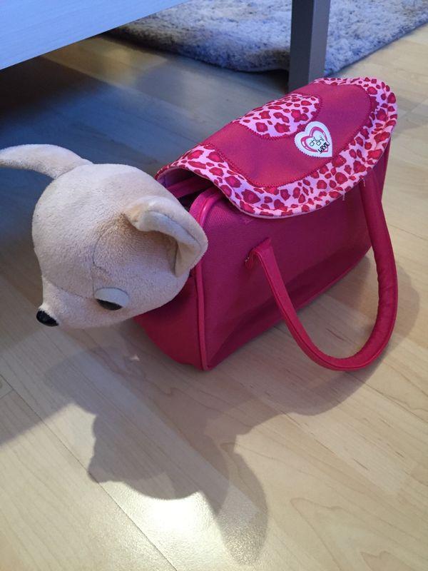 Handtaschenhündchen ChiChiLove - süßes Weihnachtsgeschenk