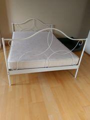 Metallbett weiß 100x200  Metallbett Weiss in Nürnberg - Haushalt & Möbel - gebraucht und ...