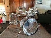 Ludwig Vistalite Clear Schlagzeug