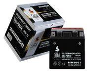 SIGA Motorrad Batterie 11Ah 12V