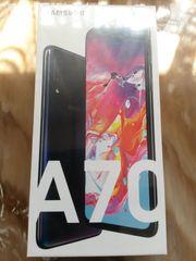 Samsung Galaxy A70 schwarz NEU