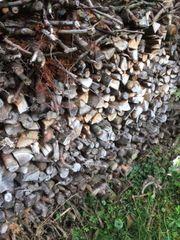 verkaufe Brennholz 2 Jahre gelagert