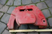 Gartenfräse Motorhacke --Gewicht