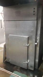 Maurer Koch- und Räucheranlage Roundair