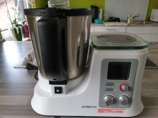 Küchenmaschine mit Kochfunktion von Ambiano in Beindersheim ...