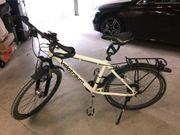 verkaufe 2 Fahrräder aus der