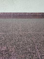 Schwarzer Granit 30x60x1cm