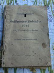 Kyffhäuser-Kalender 1942
