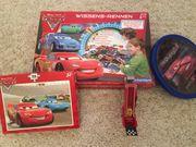 Cars Spielesammlung Cars Wanduhr