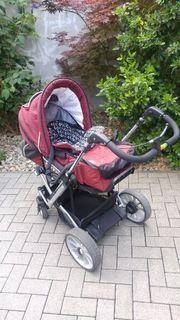 Kombi-Kinderwagen Teutonia