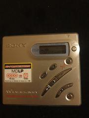 Mini disk recorder sony walkman