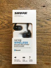 NEU - Bluetooth Kopfhörer - Geräuschunterdrückung - Shure