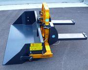 DELEKS® PRM-160-HM Schaufel Kippmulde Kippbox