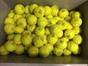 50 Tennisbälle gebraucht 100 200