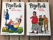 2 Bücher Pitje Puck von