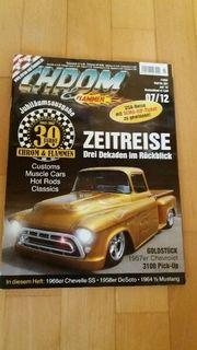 12 Autozeitschriften TOP Preis