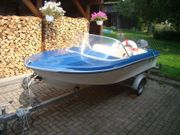 Motorboot incl.Trailer