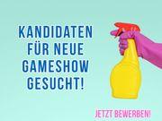 TV-Show sucht Kandidaten TV-Casting