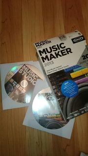 MusicMaker Musikprogramm