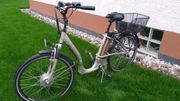 E-Bike PROPHETE Alu-Tiefeinsteiger 26 Zoll