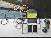 Ersatzteillager iPhone 5S verschiedenes Zubehör