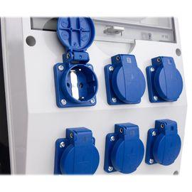 Stromverteiler pTD-S 6x230V mit 1F: Kleinanzeigen aus Kitzingen - Rubrik Elektro, Heizungen, Wasserinstallationen